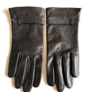 NWOT Nine West Leather Gloves Super Soft